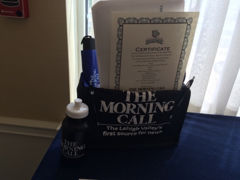 Donated by: The Morning Call, Allentown