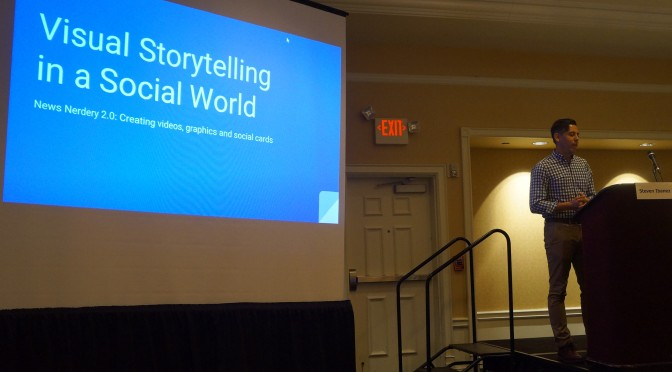 News Nerdery: Apps for engaging storytelling